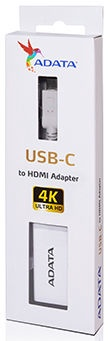 Adata USB-C To HDMI Adapter Plastic White