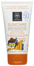 Apivita Kids Protection Face & Body Milk SPF50 150ml