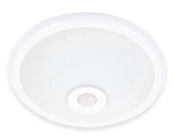 Lampa Vagner SDH ST78-5 2X40W E27 IP20, ar kustību sensoru