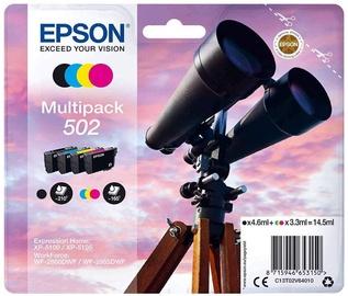 Epson 502 Multipack Ink Cartridge C/M/Y/K