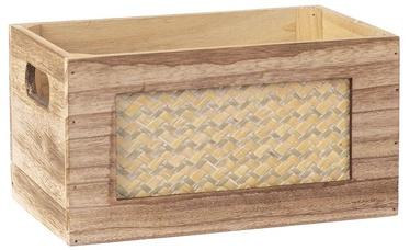 Home4you Cupra-3 Wood Box Natural