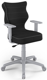 Entelo Office Chair Duo Grey/Black Size 6 FC01