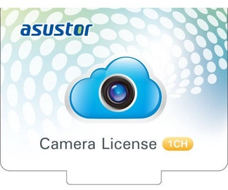 Asustor 1CH NVR Camera License