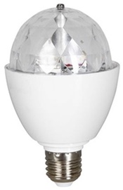 Verners LED Rotation Disco Bulb 3W E27 390913