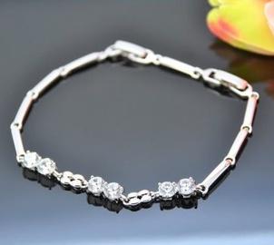 Vincento Bracelet With Stellux Crystal LB-1125