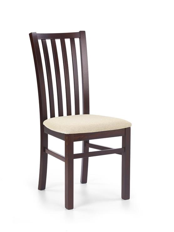 Svetainės kėdė Gerard 7, ruda