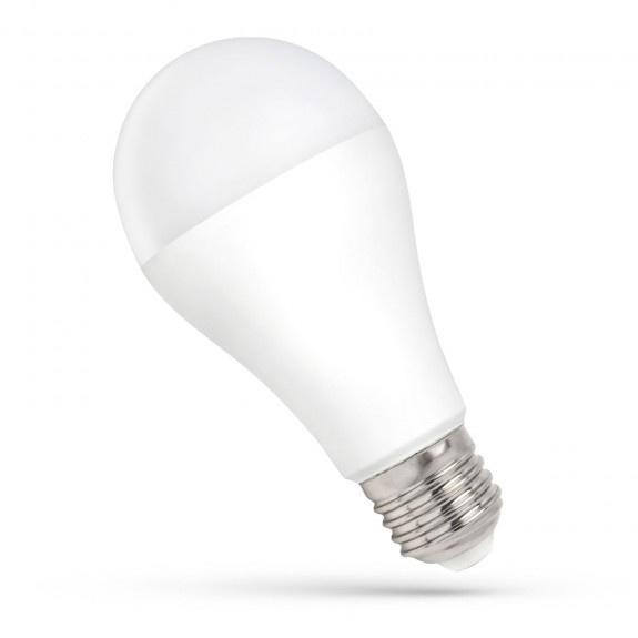 LED lempa Spectrum A60, 18W, E27, 3000K, 1850lm
