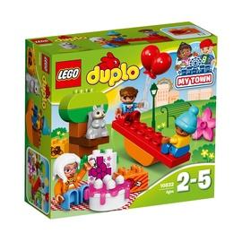 Konstruktor LEGO Duplo Birthday Picnic 10832