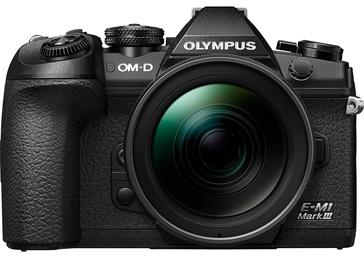 Süsteemne fotoaparaat Olympus OM-D E-M1 Mark III