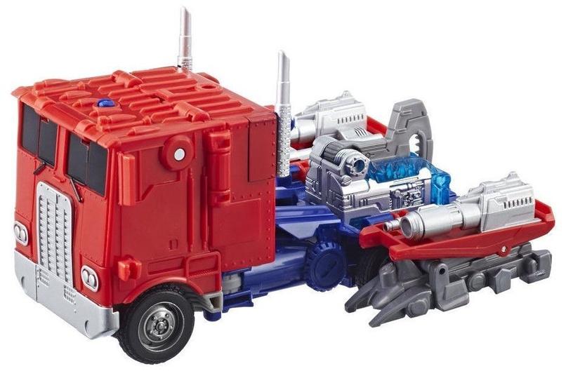Hasbro Transformers MV6 Energon Igniters Nitro Optimus E0754