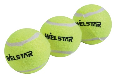 Teniso kamuoliukų komplektas Welstar W118TB 3 vnt