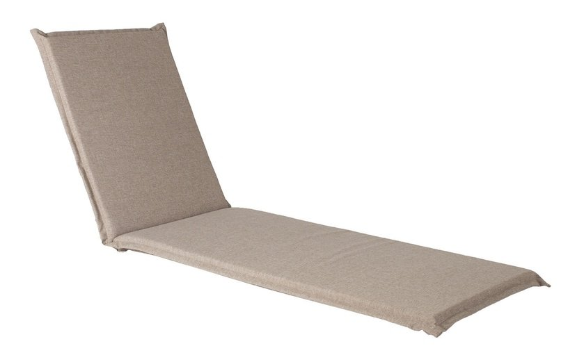 Home4you Summer Chair Cover 55x119x5cm Beige