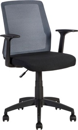 Home4you Office Chair Alpha Black/Gray 21141