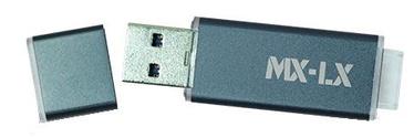 Mach Xtreme LX 128GB USB 3.0 Grey