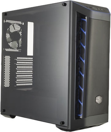 Cooler Master MasterBox MB511 Mid Tower ATX Black/Blue