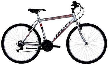 "Jalgratas Frejus MTB SMU26118B, hõbe, 26"""