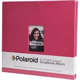 Polaroid 20x20cm 160 Photo Album Pink