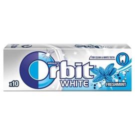 Kramtomoji guma Orbit White Freshmint, 14 g