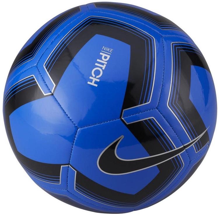 Nike Pitch Training Ball Blue/Black Size 4