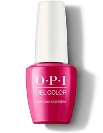 Лак-гель OPI Gel Color California Raspberry, 15 мл