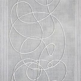 Aizkari July, 250 x 140 cm