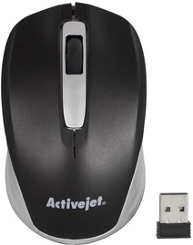 ActiveJet AMY-313 Wireless Optical Mouse Black