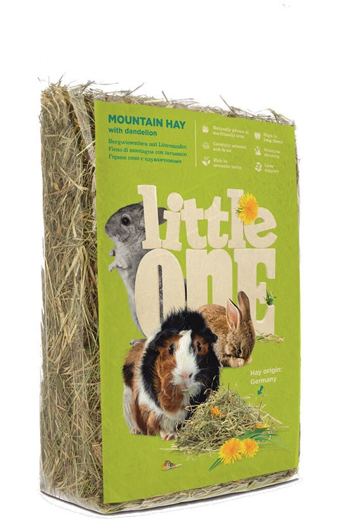 Mealberry Little One Mountain Hay With Dandelion 400g