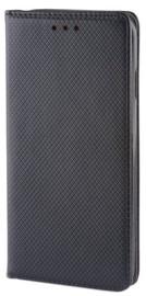 Mocco Smart Magnet Book Case For Huawei P20 Black