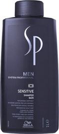 Šampoon Wella Professionals SP Men Sensitive Shampoo 1000ml