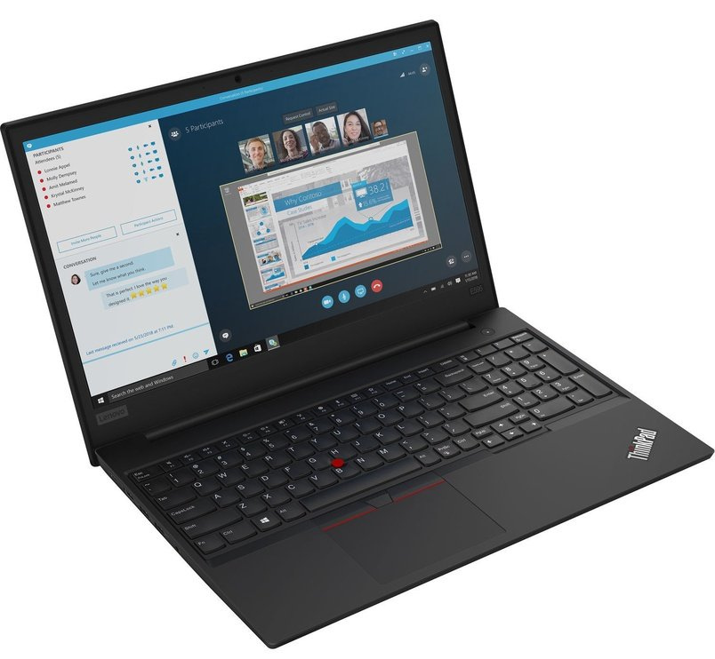 Lenovo ThinkPad E595 Black 20NF0006MH