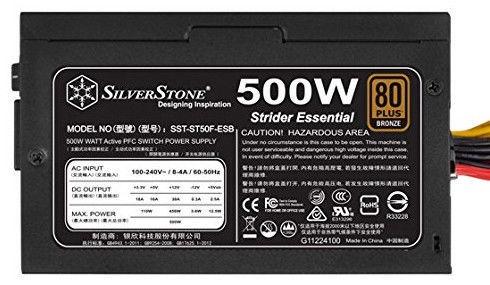 SilverStone SST-ST50F-ESB v 2.1