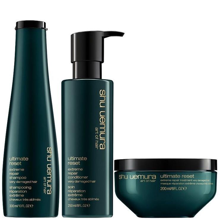Šampūns Shu Uemura Ultimate Reset Extreme Repair, 300 ml