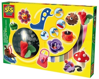 SES Creative Children's Candle Making Set 00977