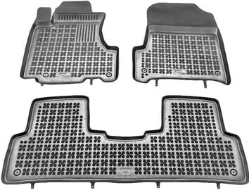 REZAW-PLAST Honda CRV 2007-2012 Rubber Floor Mats