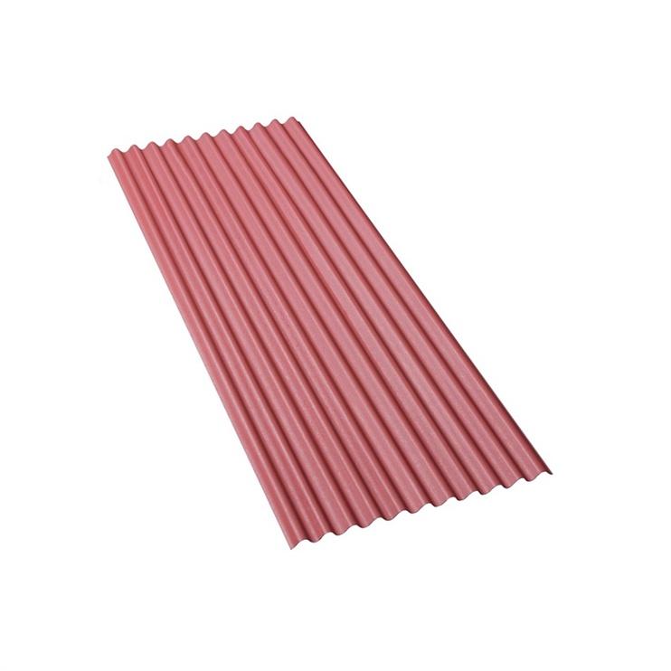 Banguotas bituminis lakštas Guttanit K11, raudona, 2x0.83 m