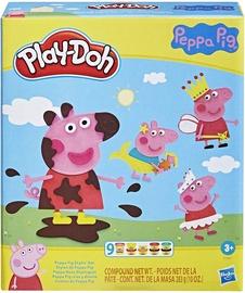 Plastilinas Hasbro Peppa Pig F1497