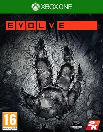 Evolve Incl. Monster Expansion Pack Xbox One