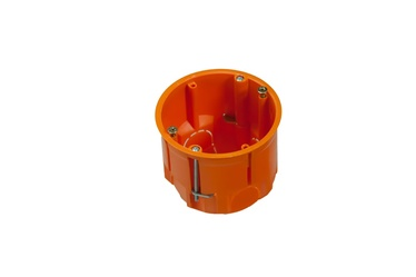 Pawbol A0044P Mounting Box 70x60mm Orange