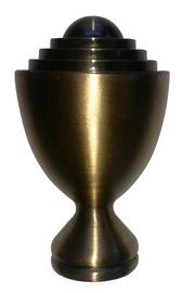 Karnizo antgalis Rossa, Ø25 mm