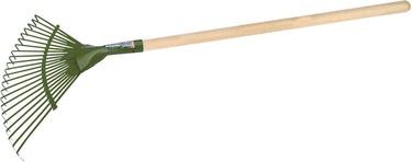 Грабли Sotka Elite Star Leaf Rake with Wooden Handle