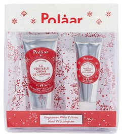 Komplekts Polaar The Genuine Lapland Hand And Lip, 35 ml, 2 gab.