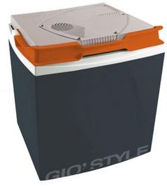 Gio'Style Shiver Electric Coolbox 12V 26l Dark Grey