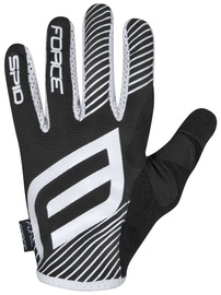 Force MTB Spid Gloves Black XXL