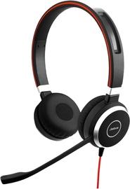 Ausinės Jabra Evolve 40 Stereo UC USB-C 6399-829-289