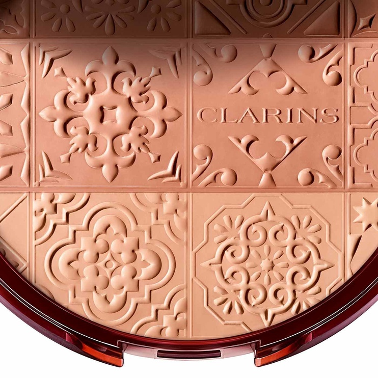 Clarins Bronzing Compact Powder Limited Edition 18g 001