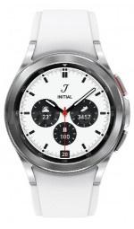 Nutikell Samsung Watch 4 42mm, hõbe
