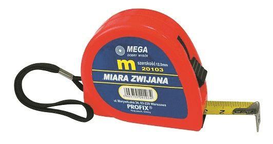 Mega Metal Tape 2mx13mm