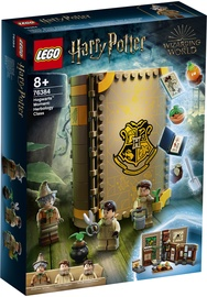 Konstruktorius LEGO Harry Potter Herbology Class 76384