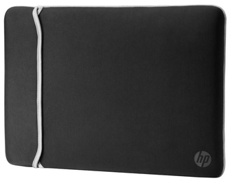 "HP Notebook Reversible Sleeve 15.6"" Black / Grey"
