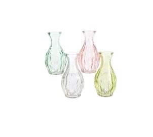 Stiklinė vaza, 4 x 11 cm